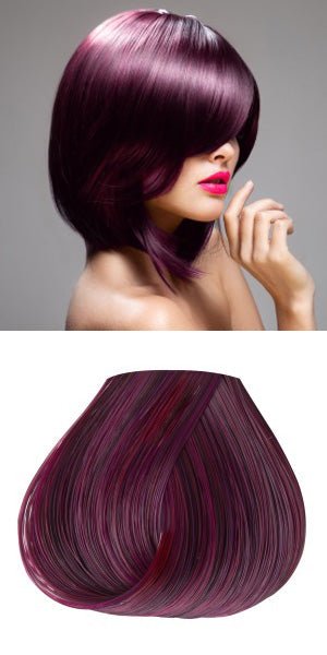 Adore Plus 344 Plum Brown
