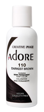 ADORE 110 DARKEST BROWN