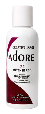 ADORE 71 INTENSE RED