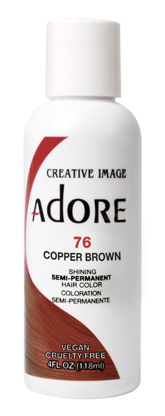 ADORE 76 COPPER BROWN