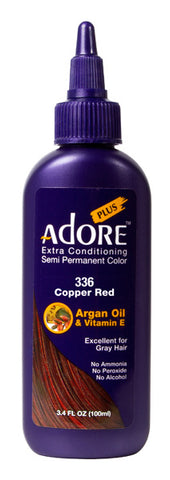 Adore Plus 336 Copper Red
