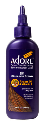 Adore Plus 354 Cinnamon Brown