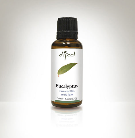 100% PURE ESSENTIAL OIL Eucalyptus 1floz/30ml