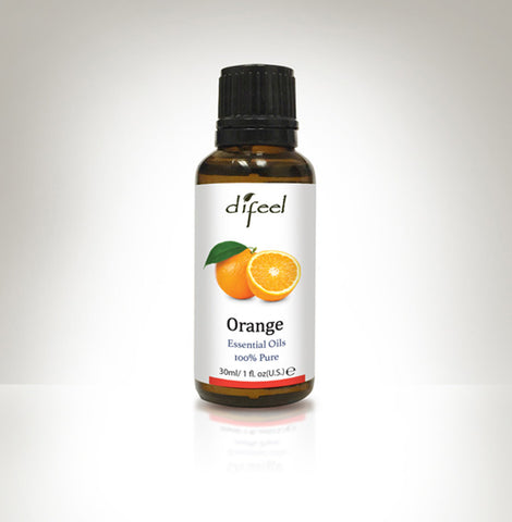 100% PURE ESSENTIAL OIL Orange 1floz/30ml