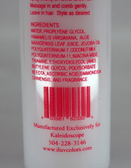 KALEIDOSCOPE Milk Shake - Leave in Detangler Spray 8oz