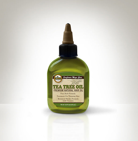 Premium Natural Hair Oil Teatree 2.5 fl oz/75ml