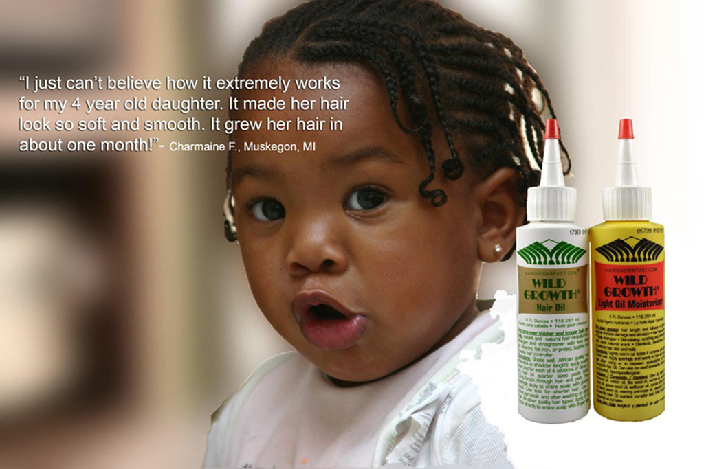 Wild Growth Hair Growth Protection Duo