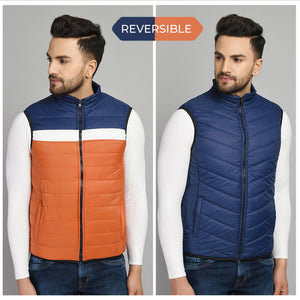 Lee Reversible - Blue & Orange