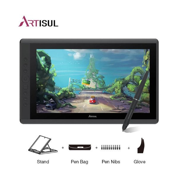 ARTISUL D16 15.6 INCH PEN DISPLAY