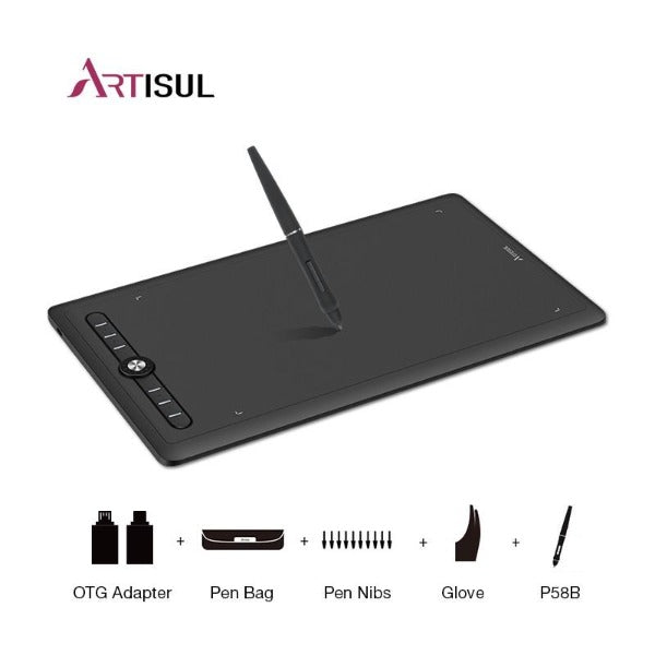 ARTISUL M0610 PRO PEN TABLE