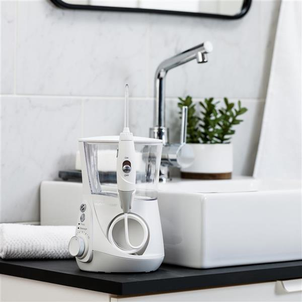 White Aquarius® Water Flosser