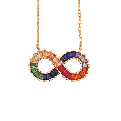 Collar Infinito Colors
