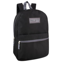 Wholesale 17 Inch Backpack - 3 Colors - 24 Bags Per Case - Free Shipping