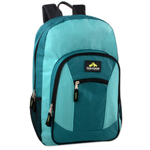 Wholesale 19 Inch Multi Pocket Backpack - 5 Colors - 24 Bags Per Case - Free Shipping