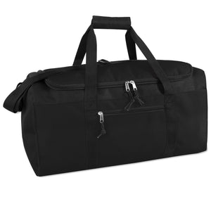 Wholesale 22 Inch Duffel Duffle Bag - Assorted Colors - 24 Bags Per Case - Free Shipping