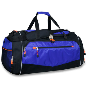 Wholesale 28 Inch Deluxe Duffel Duffle Bag - 12 Bags Per Case - Free Shipping