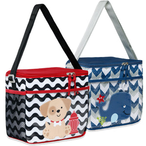 Wholesale Character Diaper Bag - 48 Bags Per Case - Free Shipping