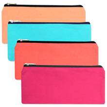 Wholesale Girls Pencil Case - 4 Colors - 96 Pieces Per Case - Free Shipping