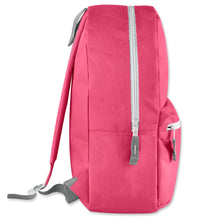 Wholesale Trailmaker Classic 17 Inch Girls Backpack - 4 Colors - 24 Bags Per Case - Free Shipping