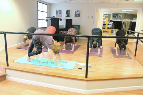 prenatal yoga st cloud mn