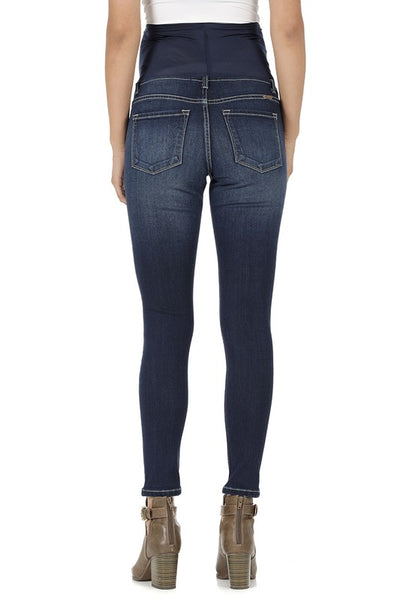 Belly Band Maternity Skinny Jeans