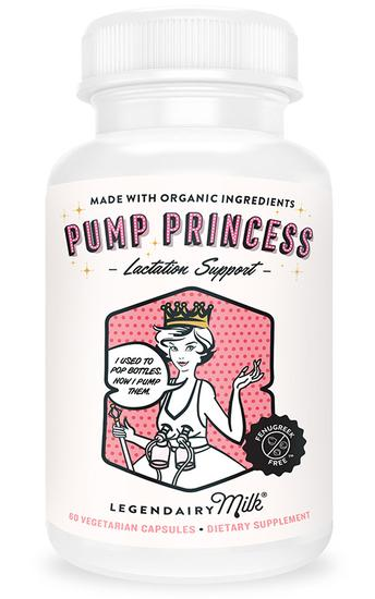 Pump Princess Organic Lactation Blend