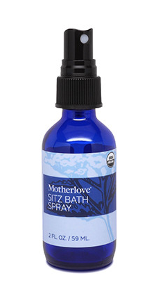 Organic Sitz Bath Spray