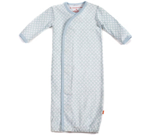 Magnetic Closure Infant Gown