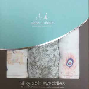 Silky Soft Bamboo Swaddles