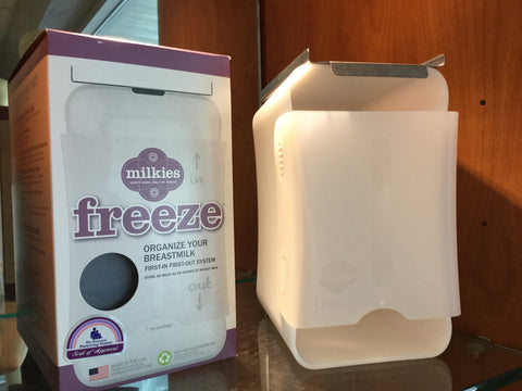 Freeze Breastmilk Storage System