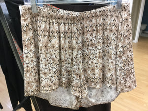Flouncy Maternity Shorts