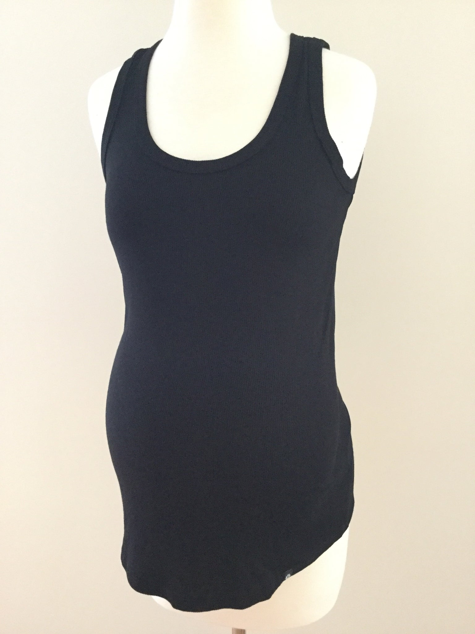 Basic Ribbed Maternity Tank Top