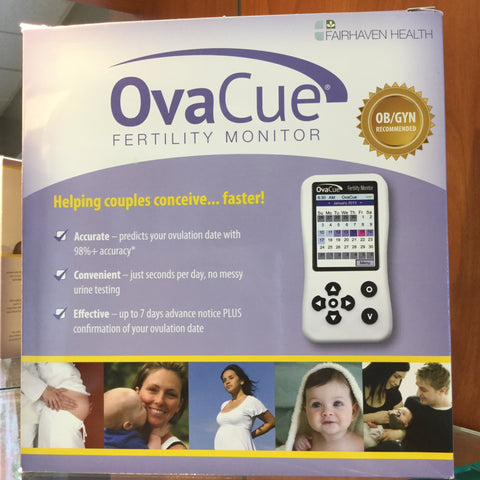 OvaCue Fertility Monitor