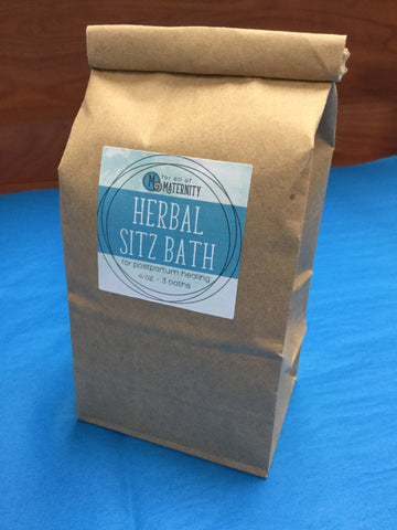 Postpartum Sitz Bath Kit