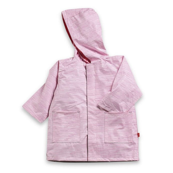 Magnetic Closure Toddler Rain Coat