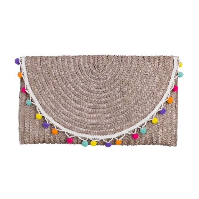 BISCAYNE BAY CLUTCH - Erin Edit Shop