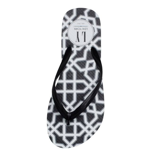 BLACKSCOPE FLIP FLOPS - Erin Edit Shop