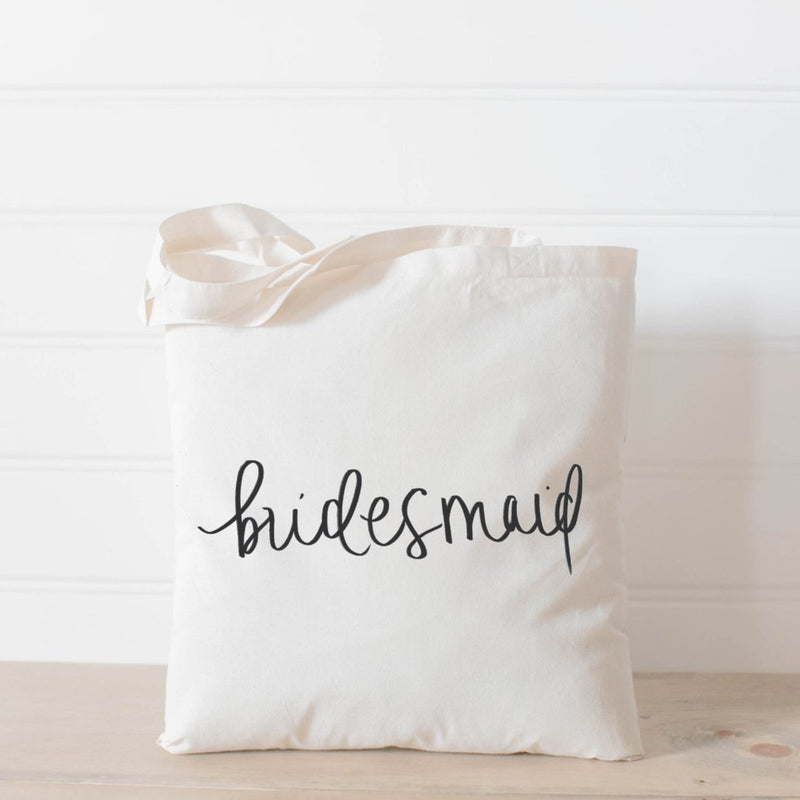BRIDESMAID TOTE BAG - Erin Edit Shop