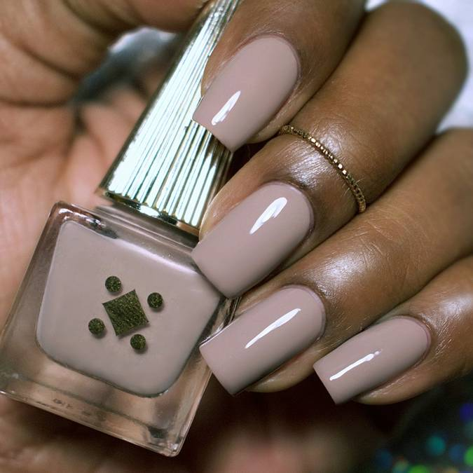CAFE CON LECHE NAIL LACQUER - Erin Edit Shop