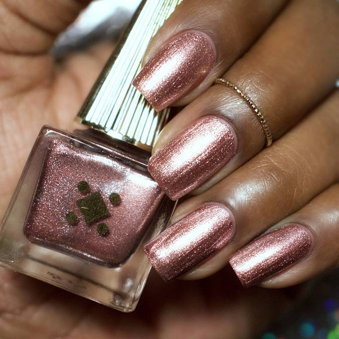 CHAMPAGNE MAMI NAIL LACQUER - Erin Edit Shop