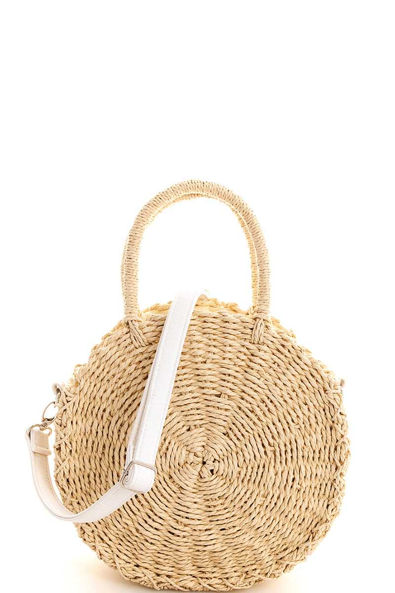 SUMMER LOVE CIRCLE BAG - Erin Edit Shop