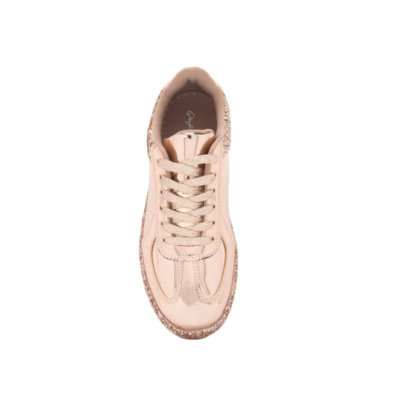 Movement Rose Gold Sneaker - Erin Edit Shop