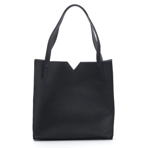 ALICIA TOTE - BLACK - Erin Edit Shop