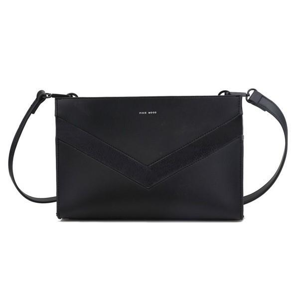 EMILY CROSSBODY-BLACK - Erin Edit Shop