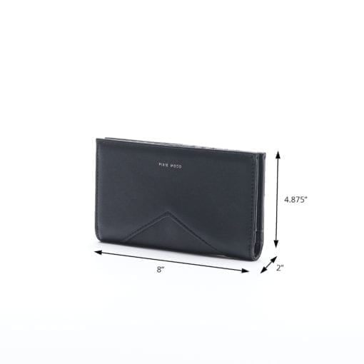 SOPHIE WALLET - GREY - Erin Edit Shop