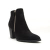 VIP SUEDE BOOTIES - Erin Edit Shop