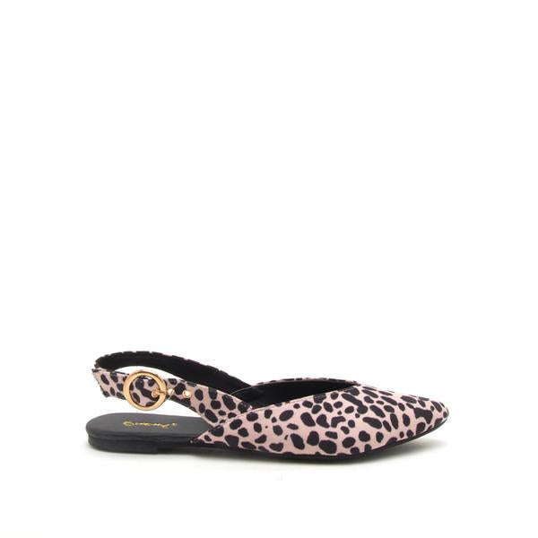 ZOOM NUDE LEOPARD FLATS - Erin Edit Shop