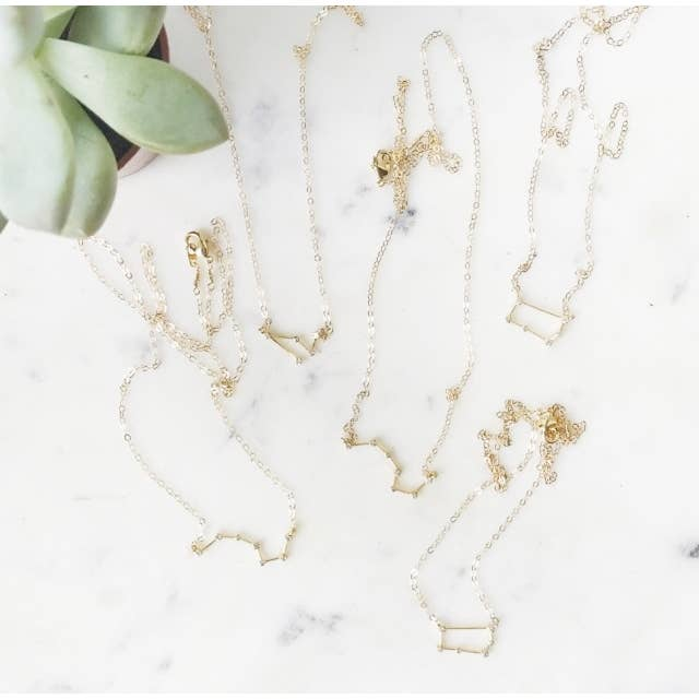 ZODIAK NECKLACES - Erin Edit Shop
