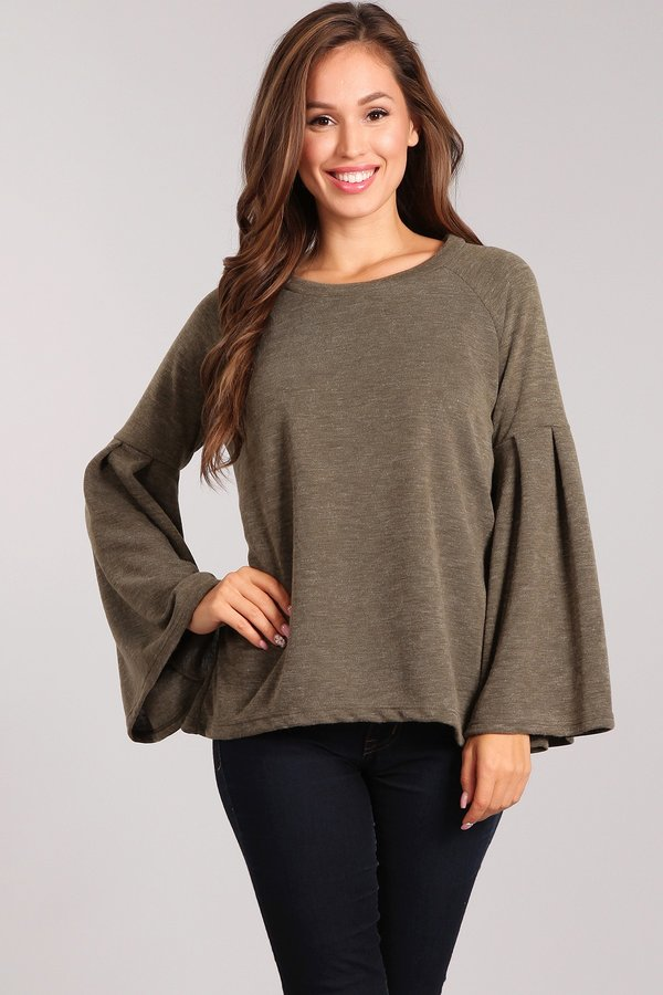 OLIVE YOU SWEATER - Erin Edit Shop