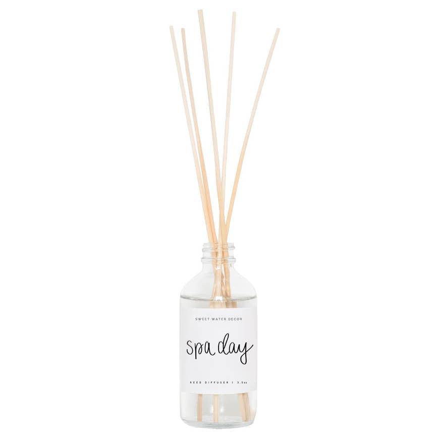 SPA DAY REED DIFFUSER - Erin Edit Shop